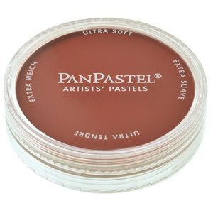 PanPastels - Red Iron Oxide