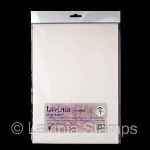 Lavinia Sheer Paper