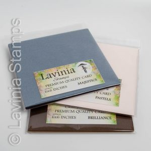 "6x6"" Premium Quality Coloured Cards - All Three Packs"