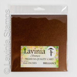 """6x6"""" Premium Quality Coloured Cards - Brilliance"""