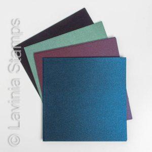 "6x6"" Premium Quality Coloured Cards - Majestics"