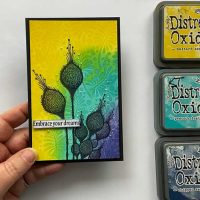 Bright Fairy Thistles Thumbnail