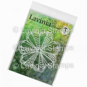 Flower Mask - Lavinia Stencils