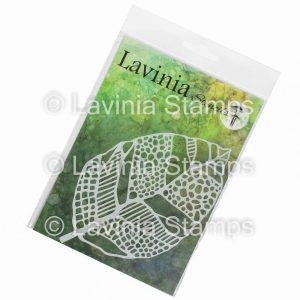 Leaf Mask - Lavinia Stencils