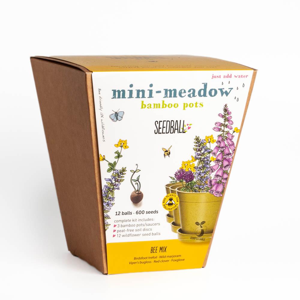 Mini Meadow Bee