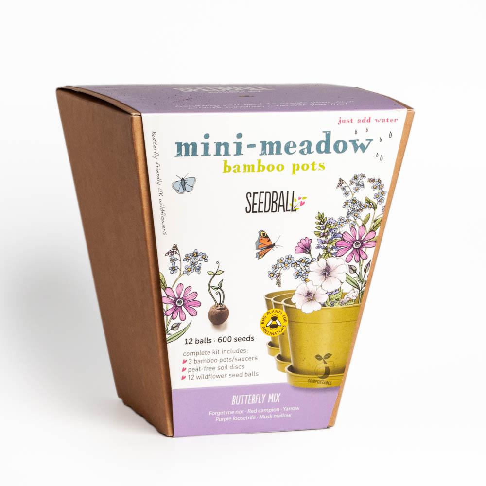 Mini Meadow Butterfly
