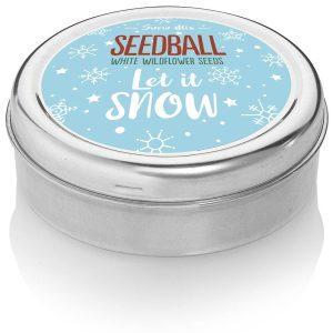Let It Snow Seedballs