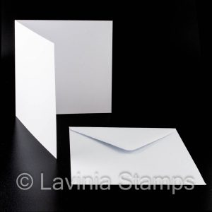 """6x6"""" Blank Cards with envelopes (50)"""
