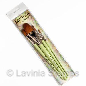 Lavinia Watercolour Brush Set 2
