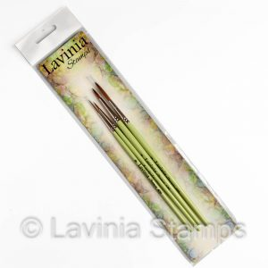 Lavinia Watercolour Brush Set 1