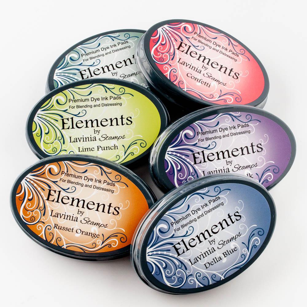 6 New Elements
