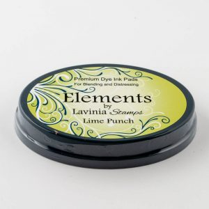 Elements Premium Dye Ink - Lime Punch