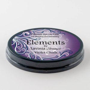 Elements Premium Dye Ink - Violet Chalk