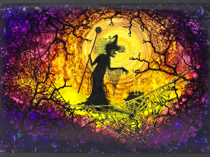 Witches Brew by Lisa Taggart