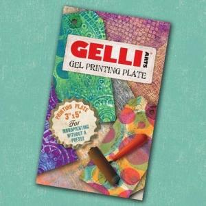 Gelli plate small 3 x 5 inch
