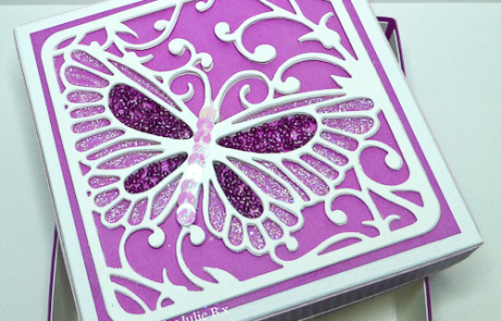 Butterfly Box by Julie Blakeman