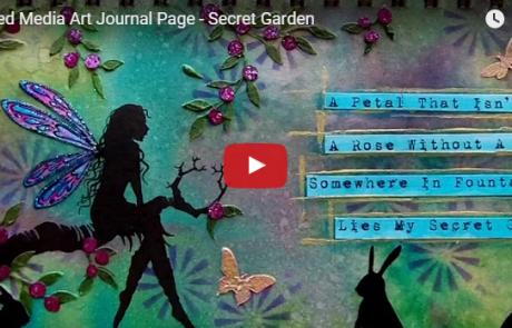 Secret Garden by Rachel Black