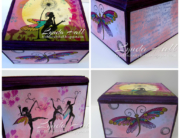 "Our June Winner ""Magical Gift Box "" by Linda Hall"
